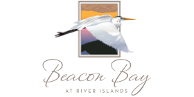 Logo for the Beacon Bay community