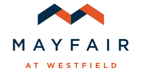 Logo for the Mayfair at Westfield community